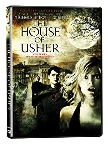 NEW House Of Usher (DVD)