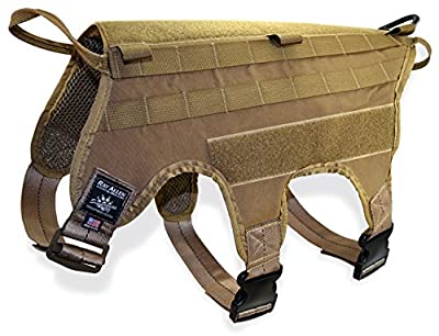 Signature K9 Modular Ultimate Load Bearing Harness