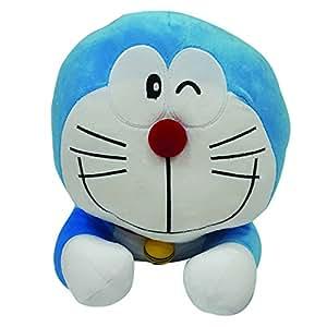 Doraemon Crawling , Blue/White