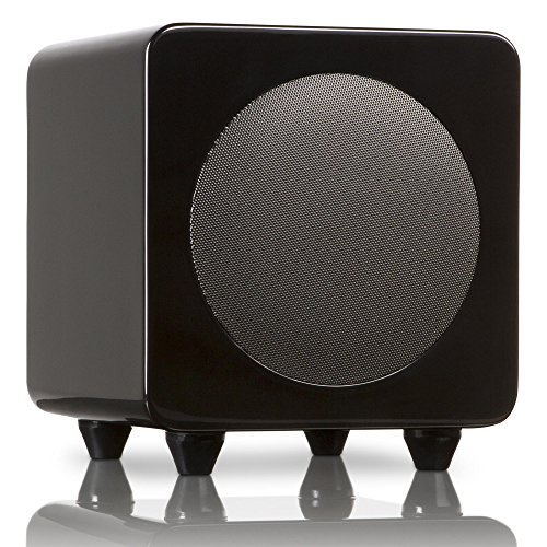 Learn More About Kanto SUB6GB Powered Subwoofer (Gloss Black)