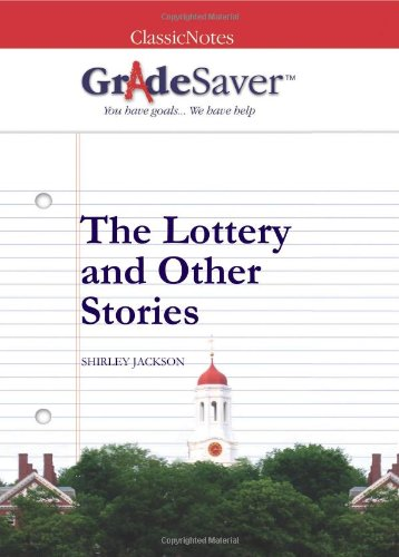 the lottery essay symbolism The lottery essay spartacus: the lottery and mrs hutchinson the lottery the short story called the lottery by shirley jackson incorporates many symbols to emphasize the theme throughout the story one of the symbols that is mentioned in the short story is the lottery, which represents tradition and how a group uses.