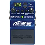 Digitech JMSXT Jamman Solo XT Stereo Looper Phrase Sampler Pedal