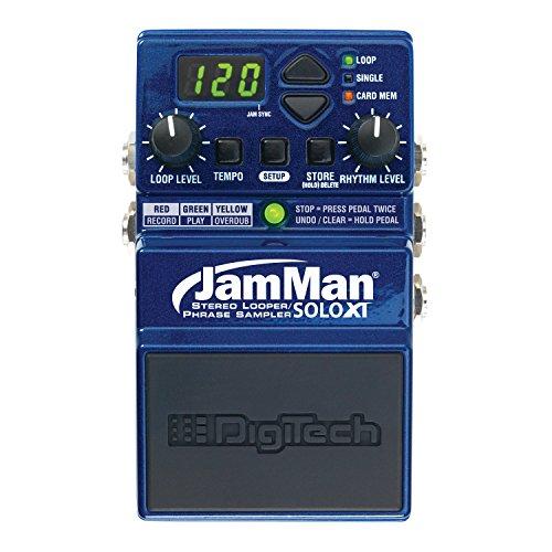Digitech Jmsxt Jamman Solo Xt Stereo Compact Pedal