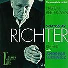 Haydn - Beethoven - Reger: Sviatoslav Richter, piano