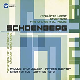 Five Orchestral Pieces, Op.16: IV. Peripetie (Sehr rasch)
