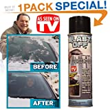 Blast Off Spray De-icer As Seen On TV, Melt Snow and Ice Fast, Jumbo Can