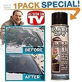 Blast Off Spray De-icer As Seen On TV, Melt Snow and Ice Fast, Jumbo Can