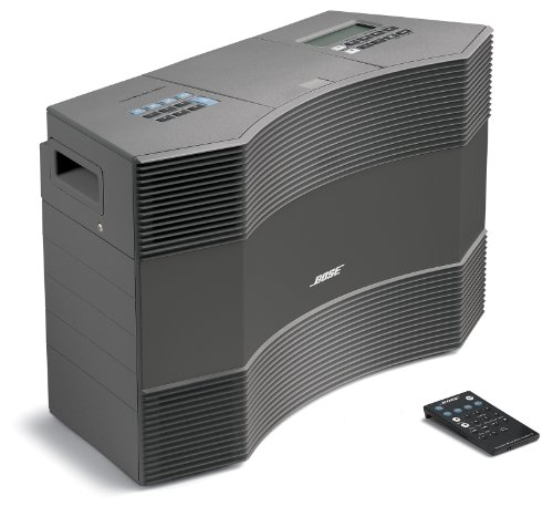 bose acoustic wave music system ii titanium silver review radio reviews. Black Bedroom Furniture Sets. Home Design Ideas