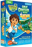 Go Diego Go - Great Dinosaur Rescue and Safari Rescue (Mac)