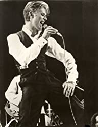 David Bowie Photo Let's Dance Tour Ro…