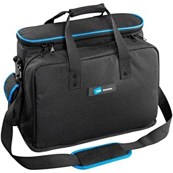 Cases By Source TUC-11601 Technician Notebook Tool Bag with Pocket Pallets
