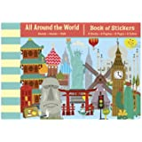 All Around the World Book of Stickers