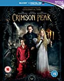 Crimson Peak [Blu-ray + UV Copy] [2015]