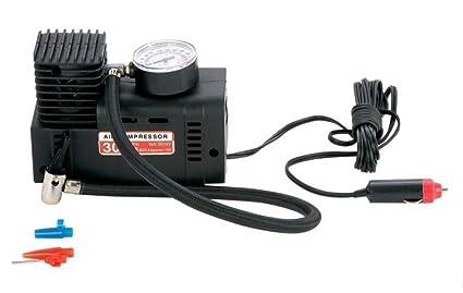 PowR-Pump Portable Electric Mini Air Compressor 12 Volt 300 PSI
