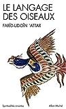echange, troc Farîd al-Dîn Attâr - Le Langage des oiseaux