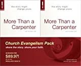 More Than a Carpenter Church Evangelism Pack 30-Pack