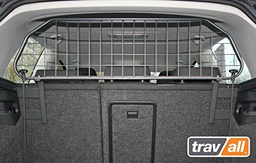 VOLKSWAGEN Golf Hatchback (2005-2014) Rabbit Hatchback Pet Barrier (2003-2008) - Original Travall Guard TDG1355 [NOT SUITABLE FOR Golf PLUS] (2009 Vw Rabbit Cargo Cover compare prices)