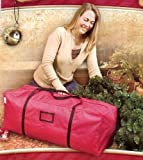 "36"" Christmas Storage Bag - For Garlands, Trees, Lights, Inflatables and More"