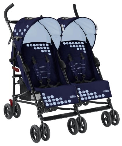 Travel System For Twins front-96175