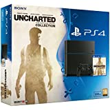 Sony PlayStation 4 500GB Console with Uncharted: The Nathan Drake Collection