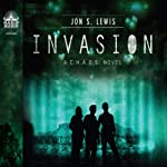 Invasion: A C.H.A.O.S. Novel (       UNABRIDGED) by Jon S. Lewis Narrated by John Haag