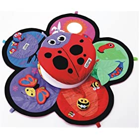 Lamaze Spin &amp; Explore Garden Gym
