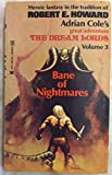 img - for Bane of Nightmares (Dream Lords, Vol. 3) book / textbook / text book