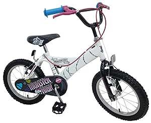 "Bicicleta Monster High 16"""