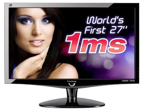 ViewSonic?s VX2739WM 27-Inch 1920x1080 Full HD Monitor