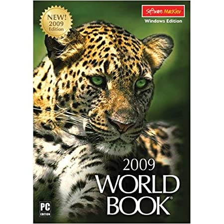 MacKiev 2009 World Book DVD - Windows
