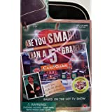 Are You Smarter Than A 5th Grader Card Game In Black Zippered Case