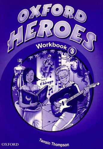 Oxford Heroes 3: Workbook