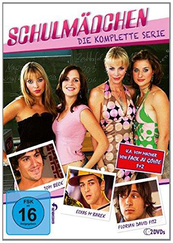 Schulmädchen - Die komplette Serie [2 DVDs]