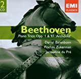 Jacqueline Du Pre Beethoven: Piano Trios Opp.1 & 97 'Archduke'