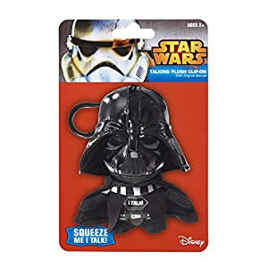 Star Wars 4-Inch Darth Vader Talking Soft Toy