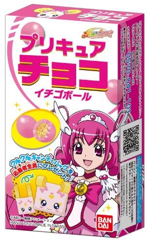 プリキュアチョコ イチゴボール 1BOX (食玩)