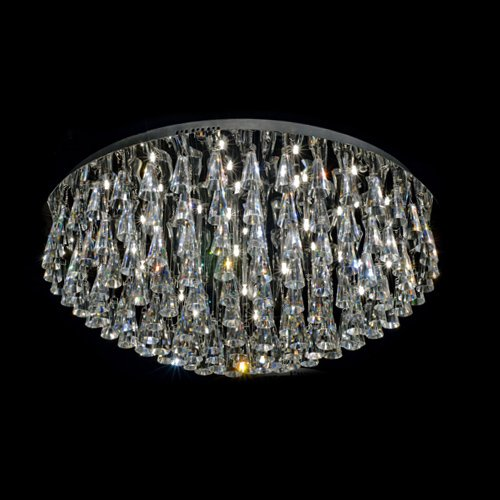 Twopages 26-Light Crystal Chandelier (1017-Dy3365-26) 110-120 Volt