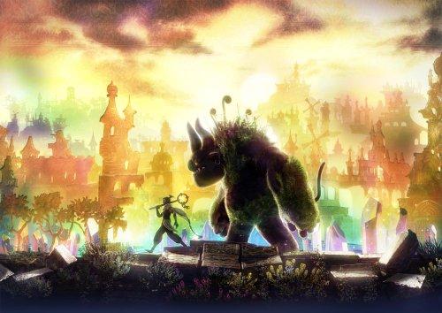 魔人と失われた王国