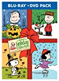 Peanuts Holiday Collection (A Charlie Brown Christmas / Its the Great Pumpkin, Charlie Brown / A Charlie Brown Thanksgiving) [Blu-ray]