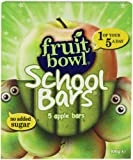 Fruit Bowl School Bars Apple 100 g (Pack of 6)