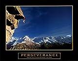 Perseverance: Cliffhanger Art Print 28 x 22in