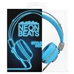 Neon Beats Headphones Earphones DJ St...