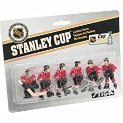Buy NHL Chicago Blackhawks Table Top Hockey Game Players Team Pack by Stiga