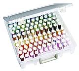 Artbin-6837AC-Super-Satchel-Thread-Box-Aufbewahrungsbox-fr-Garn-mit-Griff