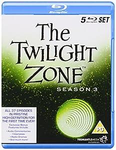 Twilight Zone - Season Three [Blu-ray] [UK Import]