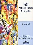 WESTON P. - Estudios Melodicos (50) para Clarinete