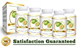 Pure Garcinia Cambogia Extract 50% HCA (100% Organic and Natural) (5 Month Supply)