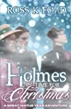 img - for Holmes in Time for Christmas: A Great Hiatus Year Adventure book / textbook / text book