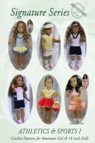 Free Crochet Doll Clothes Patterns for American Girl Doll