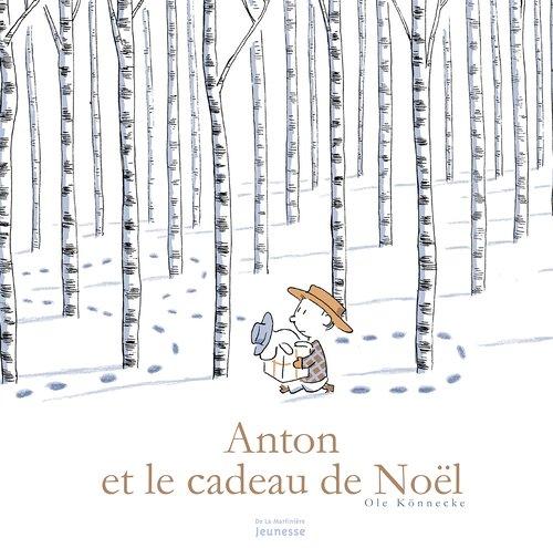 Anton et le cadeau de Noël